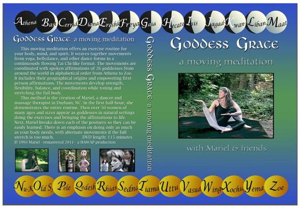 Goddess Grace | a moving blessing